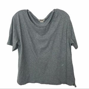 Acne Sz XS Grey Tee